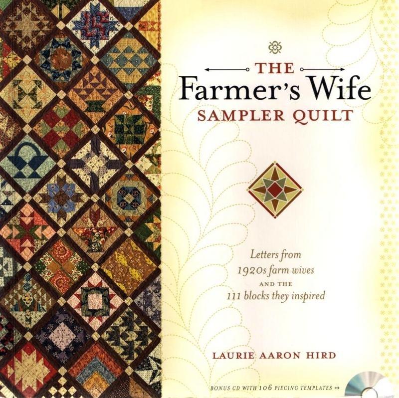 Farmer's Wife Sampler Quilt 1920s