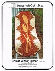 Harvest Wheat Runner