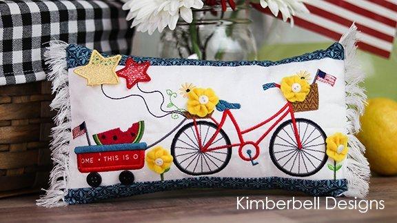 July Rectangle Bench Buddy Kit