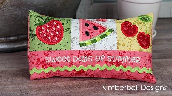June Rectangle Bench Buddy Kit