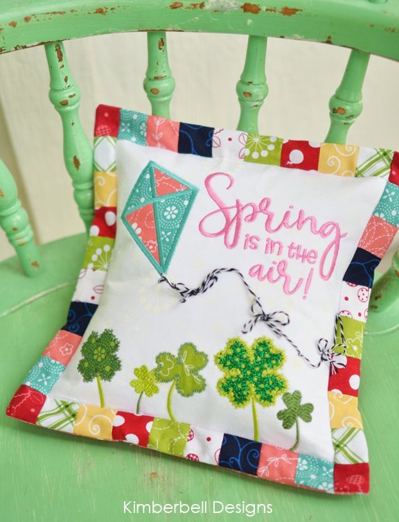 March Square Bench Buddy Kit