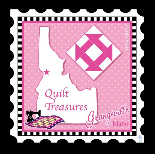 Quilt Treasures Charm Stamp