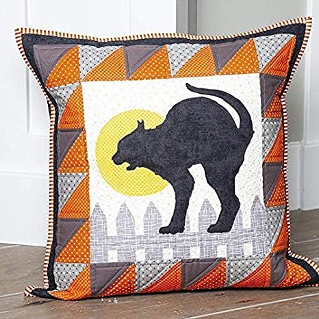Riley Blake Pillow Kit of the Month--October