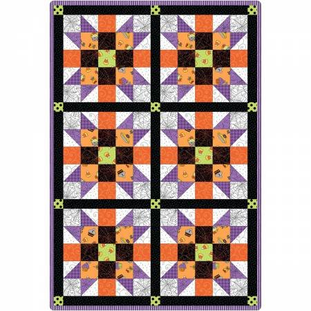 Sister's Choice Quilt 6 Block Broomhilda's Bakery
