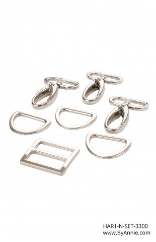 1 NICKEL - HARDWARE SET 3300