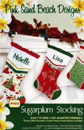 Sugarplum Stocking Kit