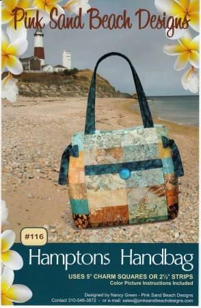 Hamptons Handbag Pattern