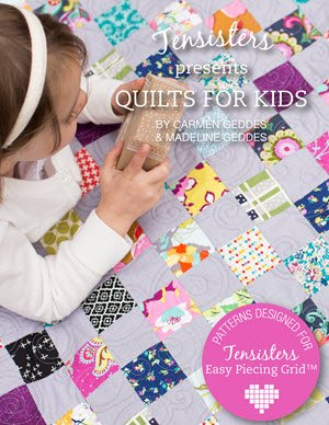 Tensisters Quilts For Kids Book