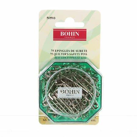 Bohin Safety Pins Size 2