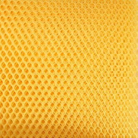 Lightweight Mesh Fabric -Dandelion - 18x54in