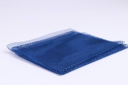 Lightweight Mesh Fabric -Blast Off Blue - 18x54in