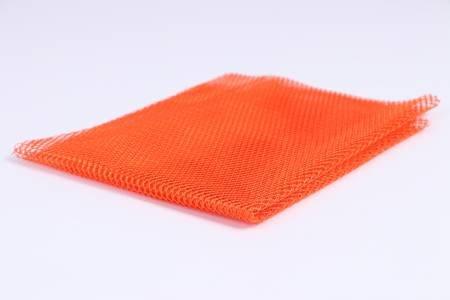 Lightweight Mesh Fabric - Pumpkin - 18x54in