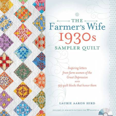 Farmer's Wife Sampler Quilt 1930s