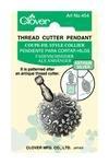 CLOVER Thread Cutter Pendant A Slv