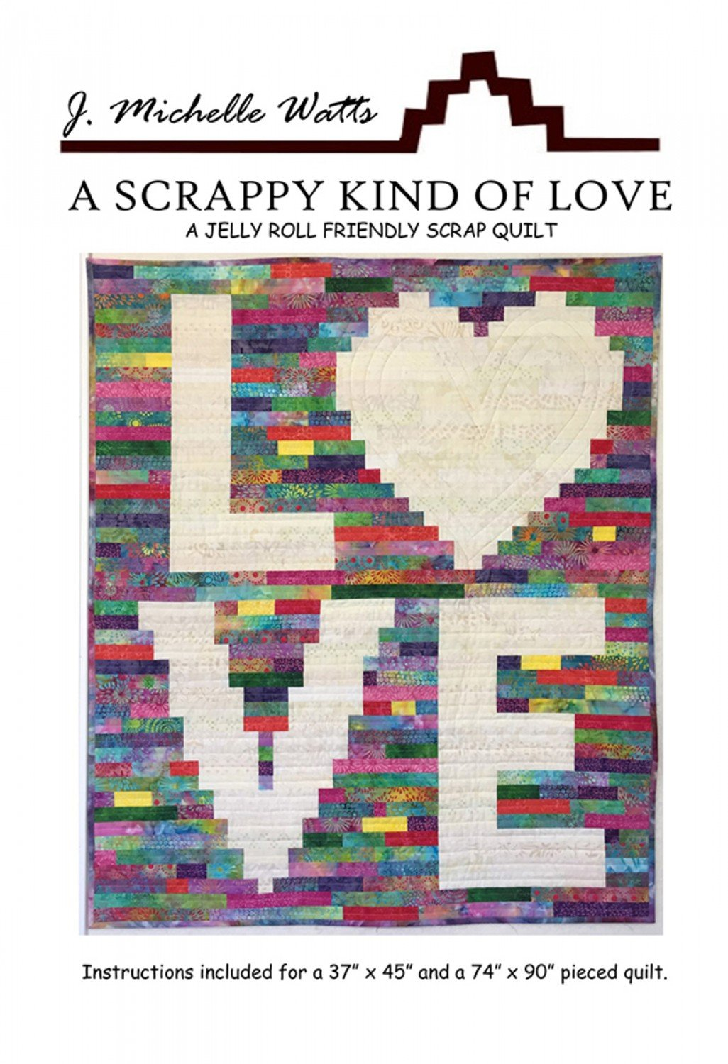A Scrappy Kind of Love pattern
