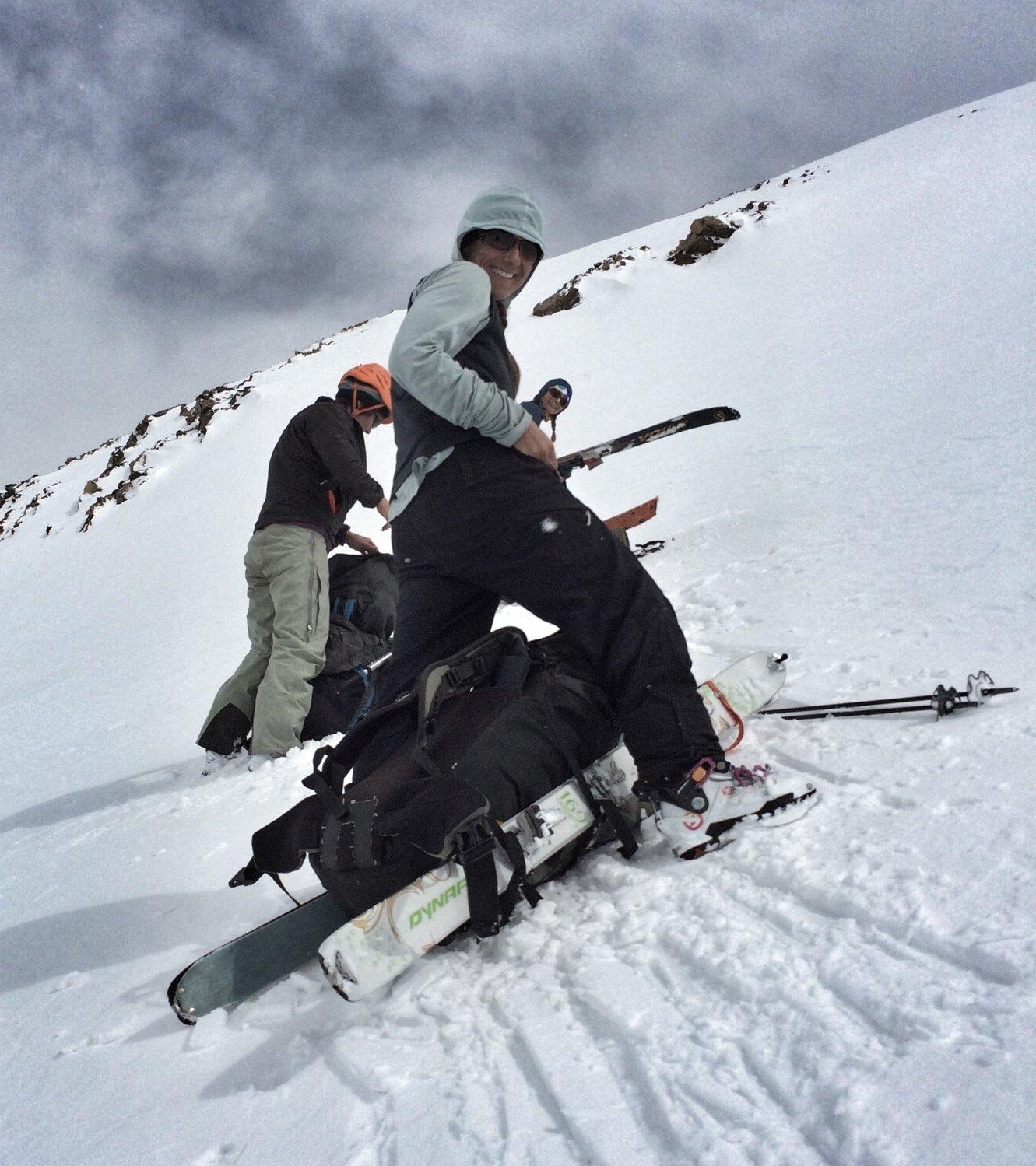 April 10th 7AM-3PM Intro to Ski Mountaineering