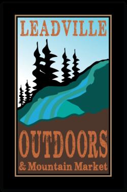 Leadville Outdoors Sticker Small