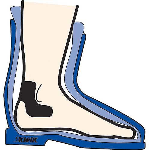 SVST Modified Wrap 3/16 pair