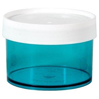 Nalgene Straight Sided Jar 16oz Blue