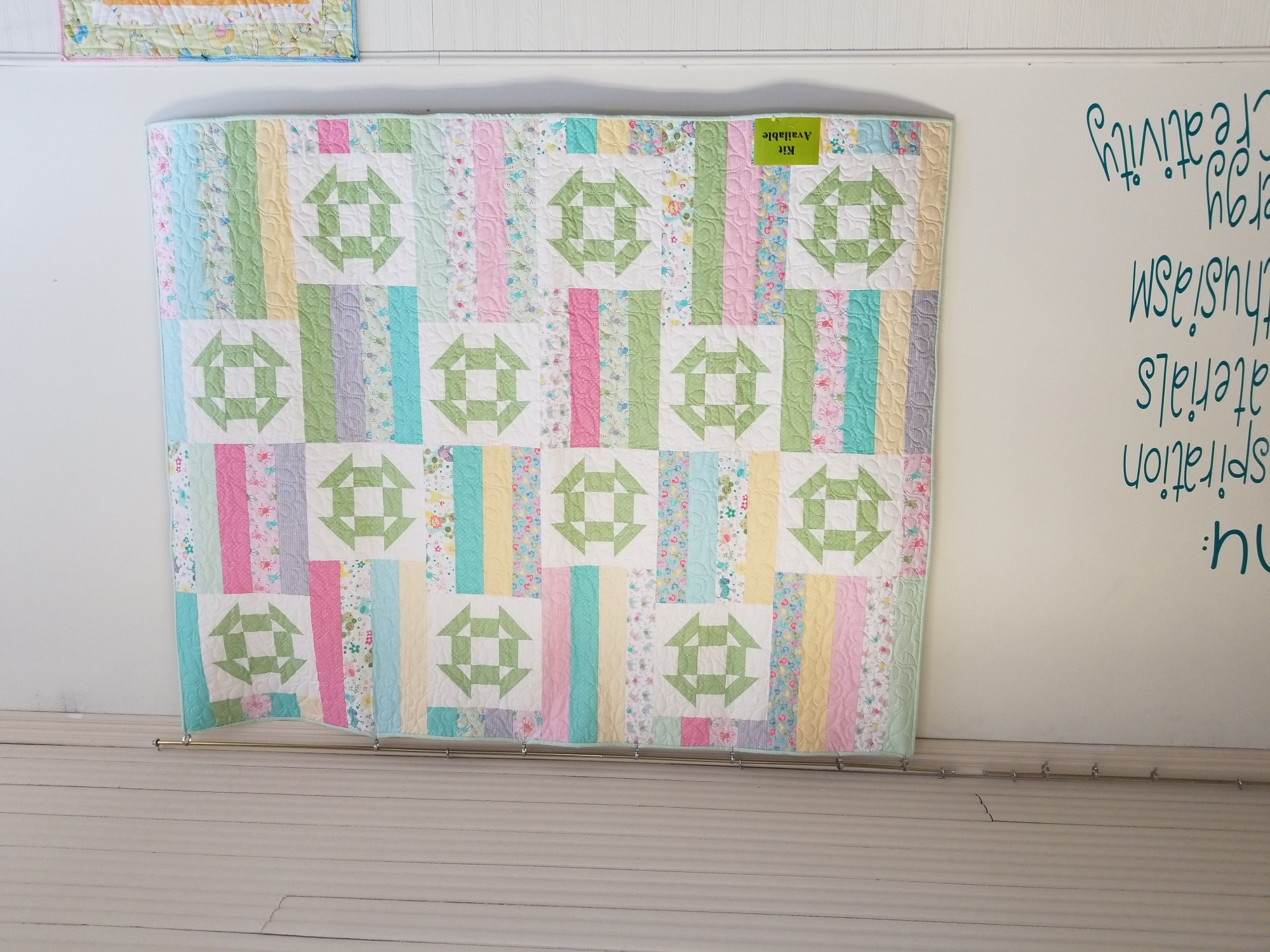 Baby Shadow Song Fabric Kit