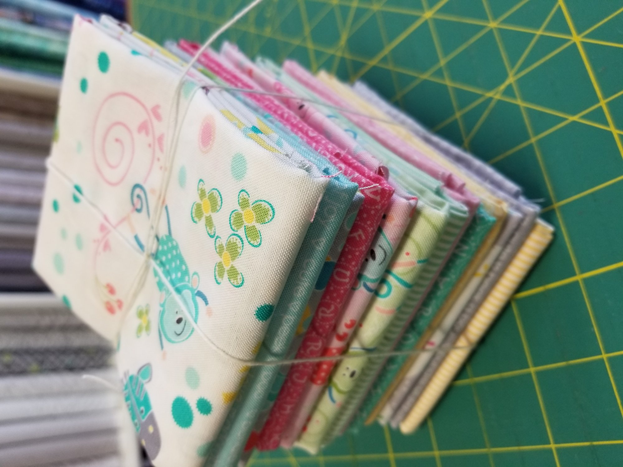 Baker's Dozen Fat Quarters