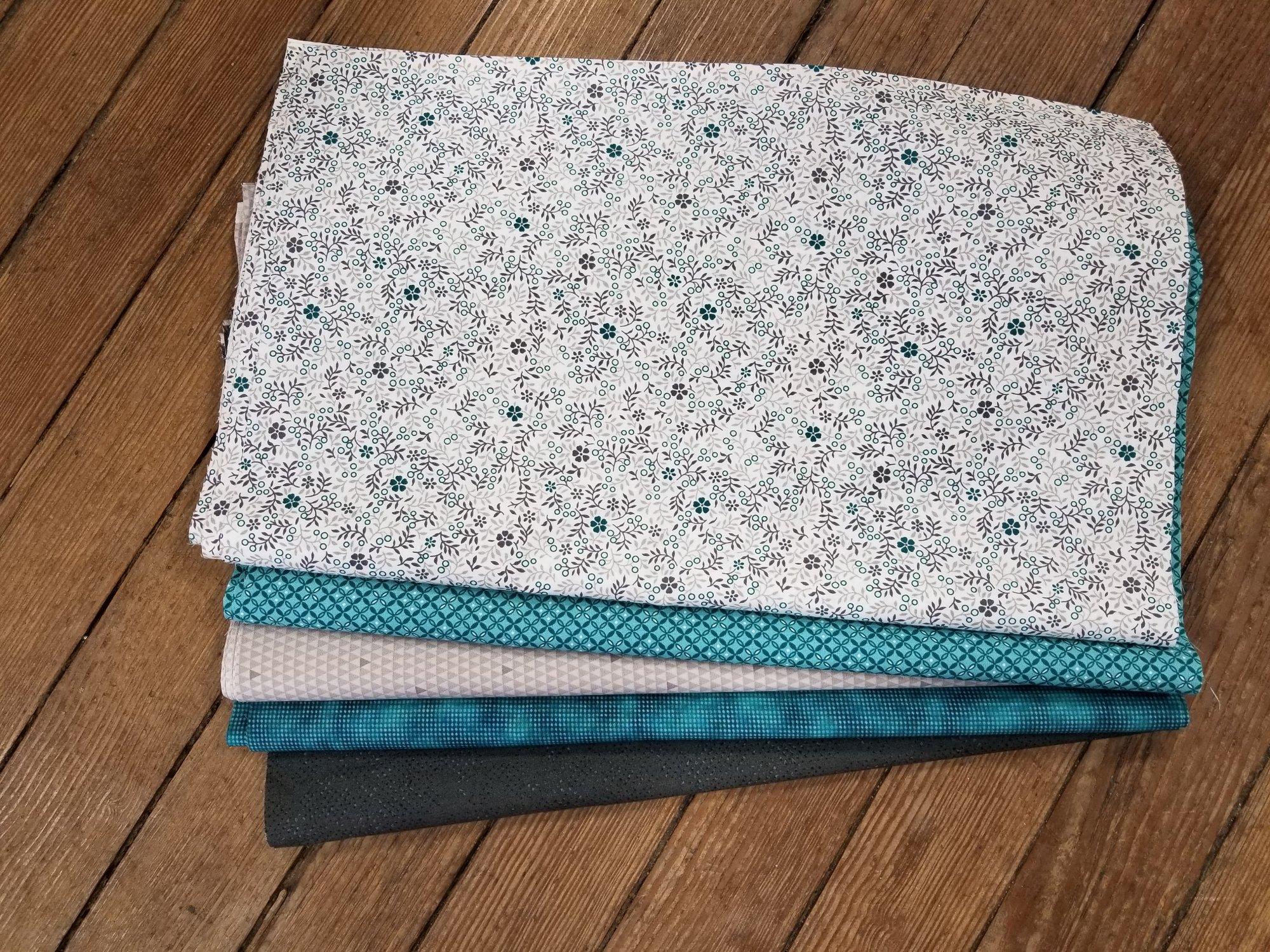 Fresh Picks: Schoolhouse 1/2 Yard Fabric Bundle
