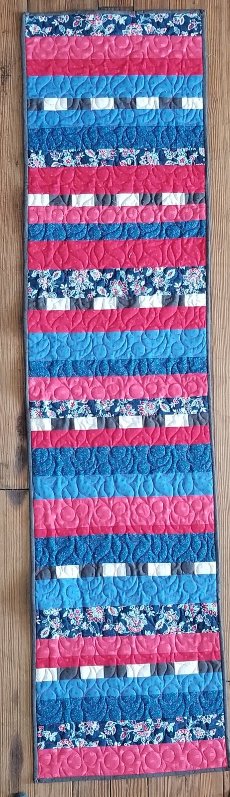 Fourth of July Seven Layer Salad Fabric Kit