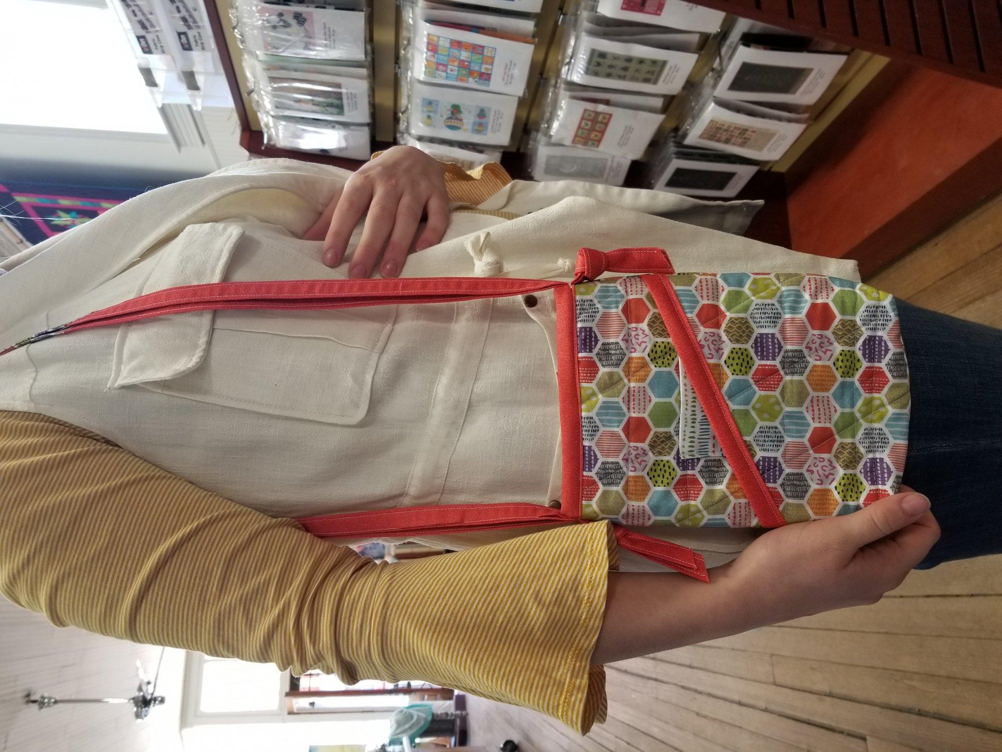Tag Along Tote Fabric Kit