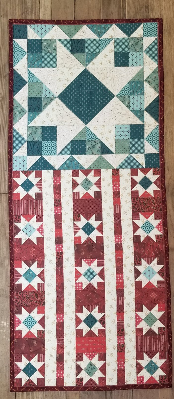 Liberty Star Banner Fabric Kit