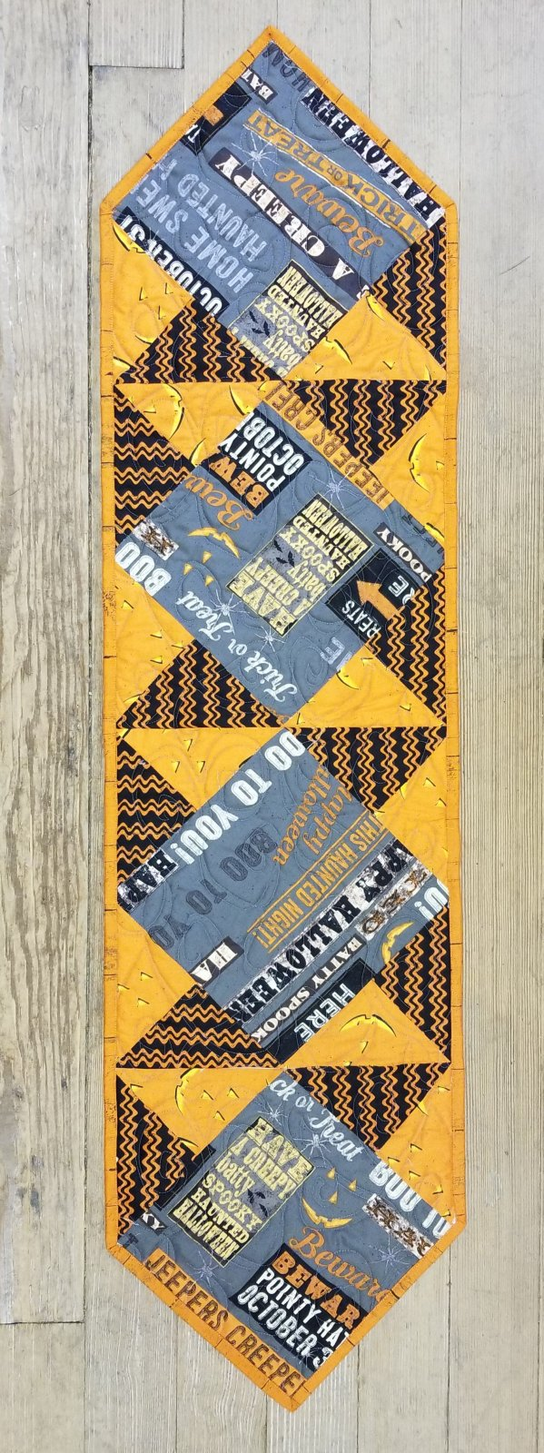 Halloween Sew Square Table Runner Kit