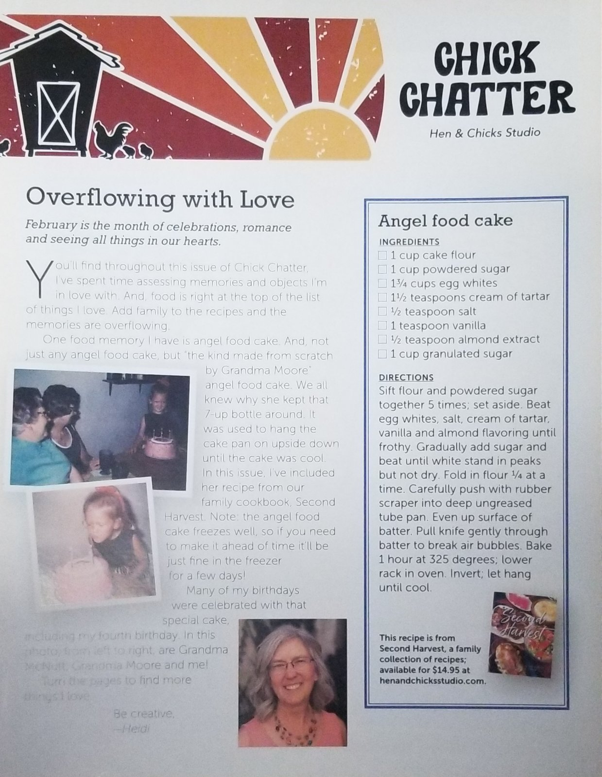 Chick Chatter February 2021