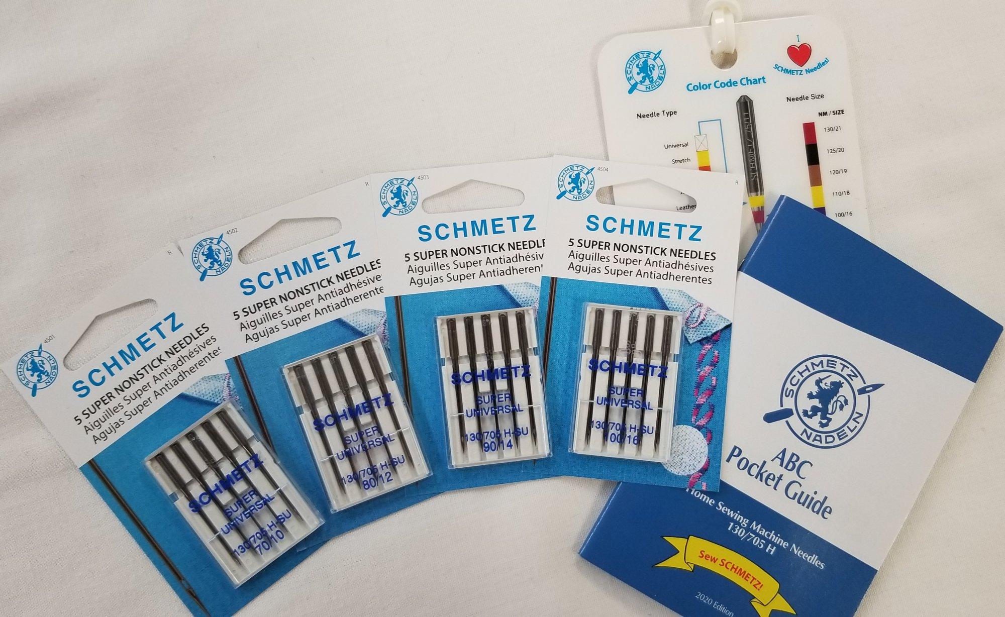 Schmetz Needles: Super NonStick Bundle