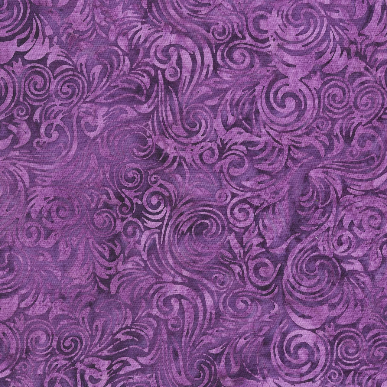 Anthology Art Inspired Scrolls Purple