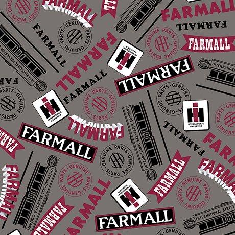 Farmall Tractors Signs