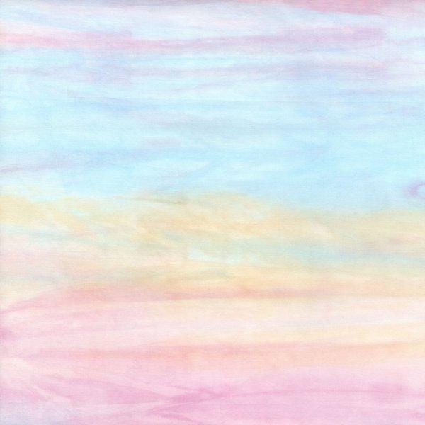 Blossom Batiks Pastels Rainbow