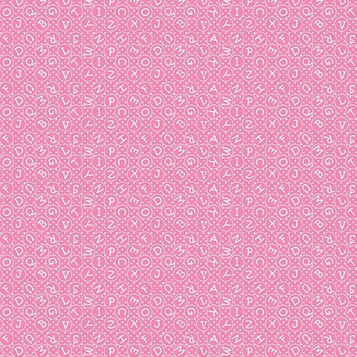 My Little Sunshine ABC Pink