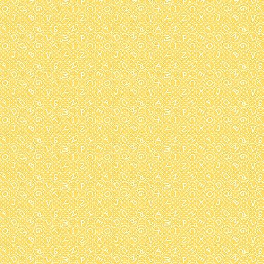 My Little Sunshine ABC Yellow