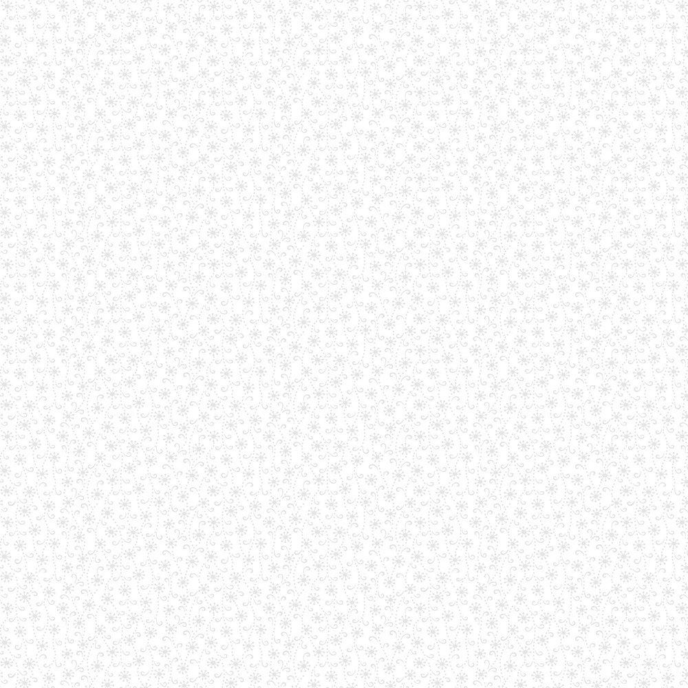 Petit Floral-White Glove