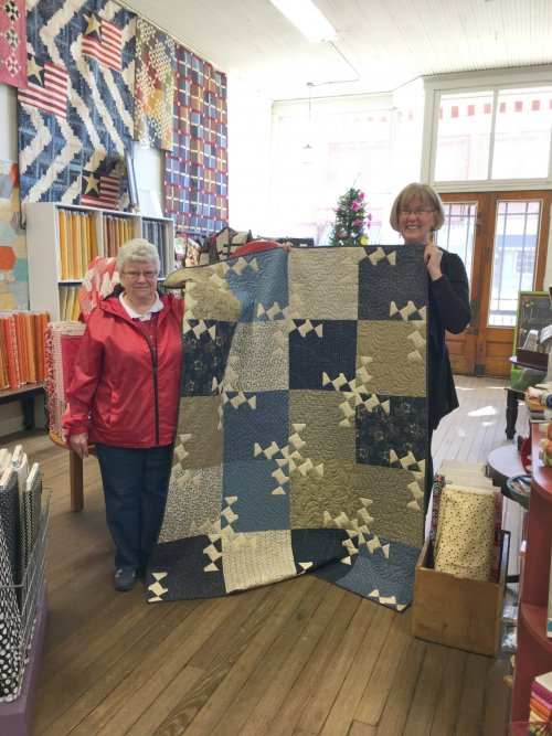 Quilt Giveaway March 6