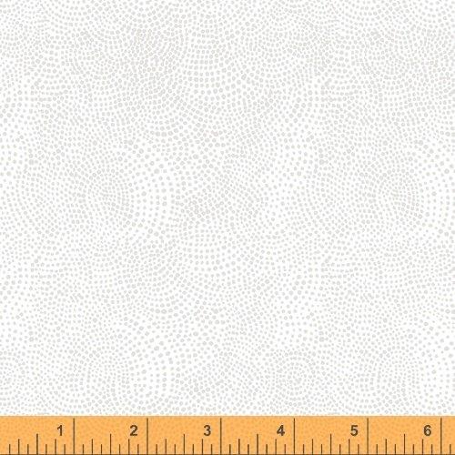 Simply White 51690-1 Pebbles White