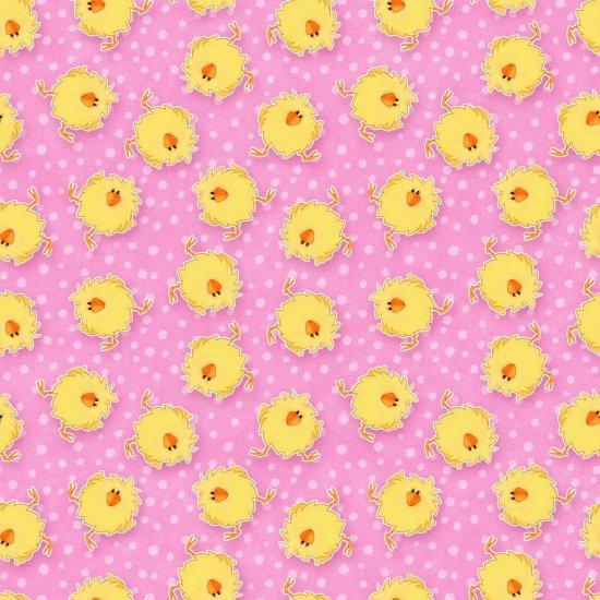 Hippity Hop! Pink Chicks