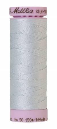 0749 Mettler Silk-Finish 100% Cotton 164 YD Light Blue