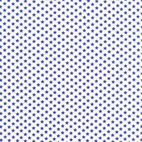 Classique Stars White/Blue