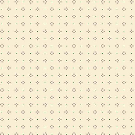 Gratitude & Grace by Kim Diehl Cream Dots and Boxes