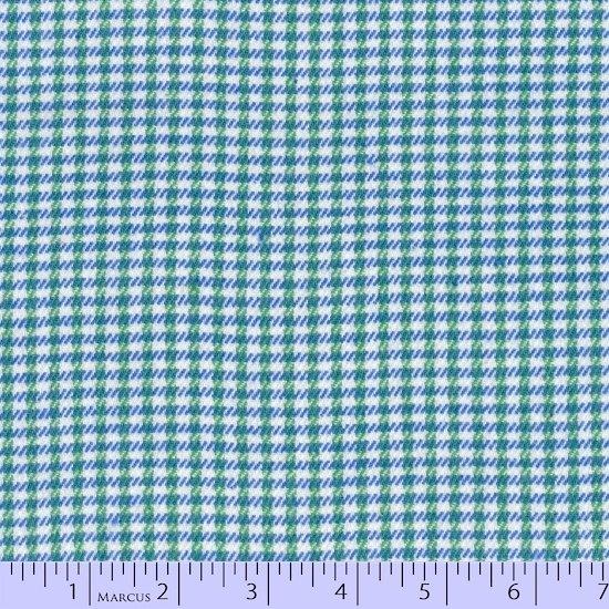Color Crush Blue & Teal Plaid Flannel