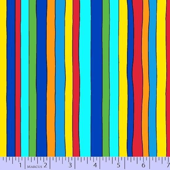 Pete The Cat Flannel Stripe