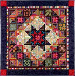 Amish with a Twist 2 Quilt Kit