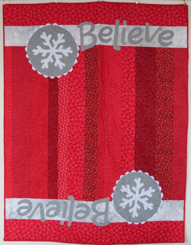 Believe Fabric Kit