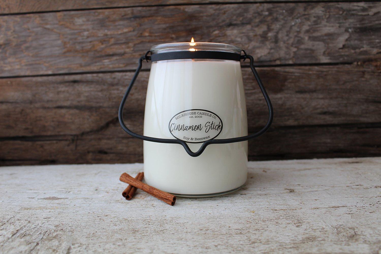 22oz Butter Jar Candle - Cinnamon Stick