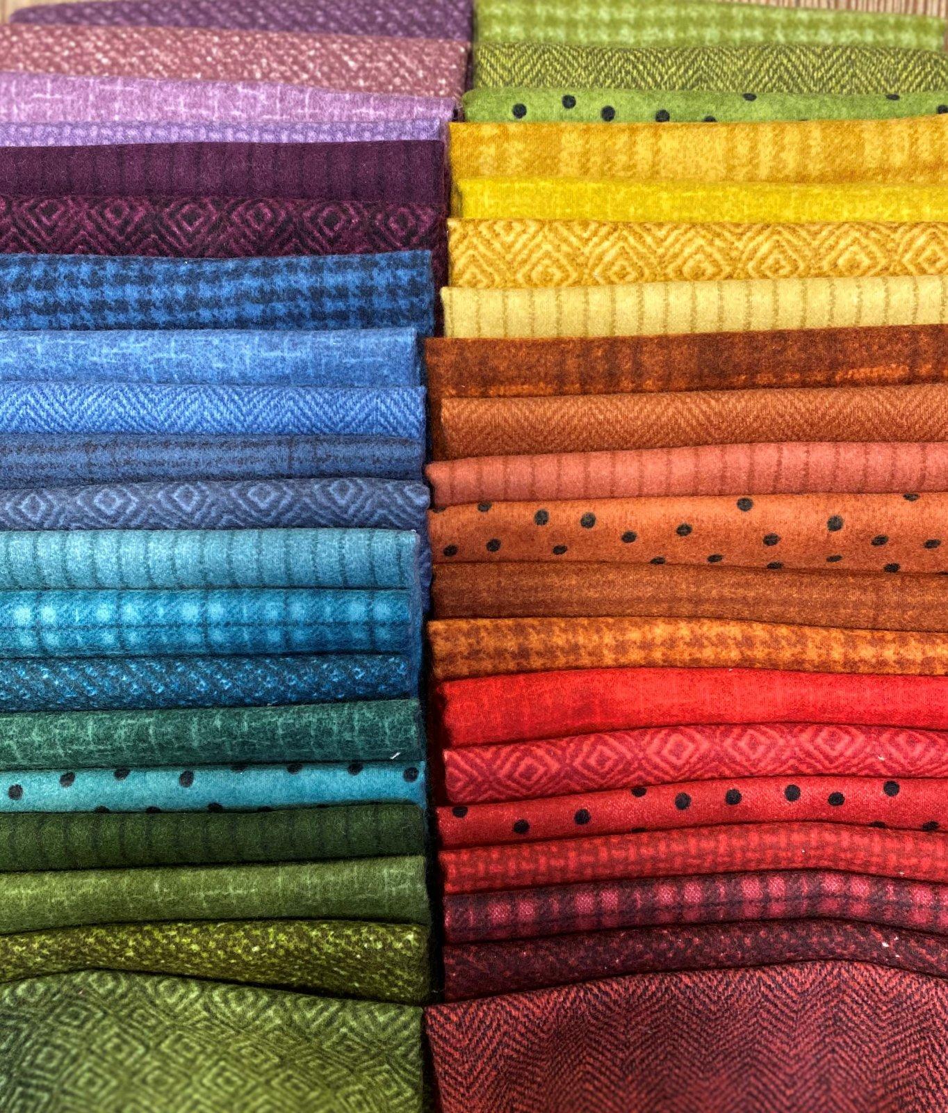 Colors Woolies Starburst Fabric Bundle